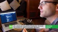 Un lanceur d'alerte français traque les sites et applications abusifs