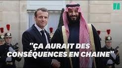 Ventes d'armes à l'Arabie saoudite : que perdrait la France si elle les suspend ?