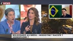 La gauchiste Mécary empêtrée dans ses contradictions sur Bolsonaro
