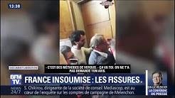 """""""Méthodes de voyous…"""" A La France Insoumise, des voix dissonantes se font entendre"""