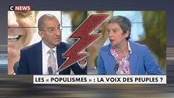Jean Messiha pointe le manque d'objectivité de Caroline Mécary sur Jair Bolsonaro