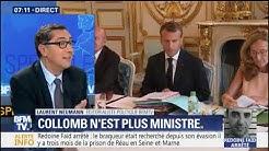 """""""L'autorité d'Emmanuel Macron a été défiée"""" après la démission de Gérard Collomb"""