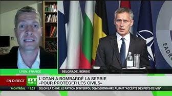 "Nikola Mirkovic : ""L'OTAN est devenue une organisation d'attaque"""