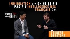 Immigration : « On ne se fie pas à l'intelligence des Français » selon Laurent Obertone