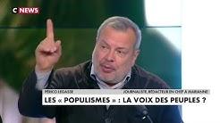 Périco Legasse : « Les néolibéraux ont besoin d'un fascisme pour exister »