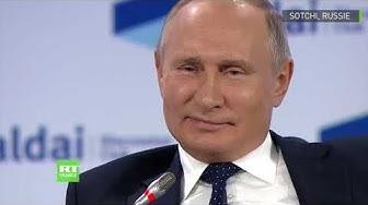 « Remerciez Washington ! » : Poutine répond à un fromager russe qui se réjouit des sanctions