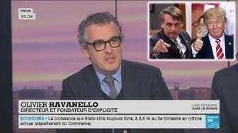 Pour parler de Bolsonaro, France Info invite le ridicule Ravanello qui a eu tout faux sur Trump