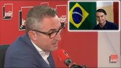 Ravier suite à l'élection de Bolsonaro : « En France, on n'est plus habitués à écouter le peuple »