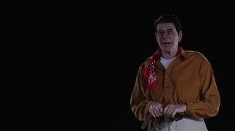 États-Unis : le président Reagan revient… en hologramme