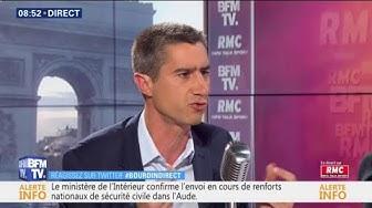"""Décevant : François Ruffin """"favorable à la PMA"""" et """"plutôt défavorable à la GPA"""""""