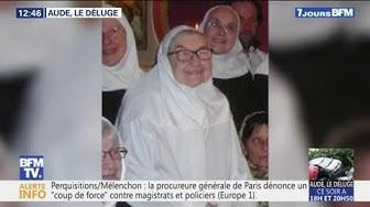 """""""Elle s'appelait Sœur Élisabeth…"""" L'émotion dans un couvent après la mort d'une sœur dans les inondations"""
