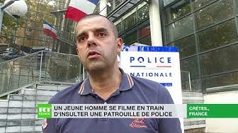 Un immigré se filme en train d'insulter des policiers pendant un contrôle, réaction outrée d'un syndicat