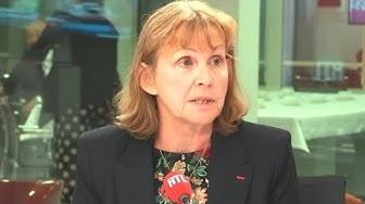 """Taxe poids lourds : """"Ça n'est pas soutenable"""", affirme la représentante des routiers"""