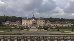 Patrimoine : les galeries secrètes du château de Vaux-le-Vicomte