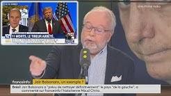 Wallerand de Saint-Just (RN) dénonce la Fake News de France 2 selon laquelle le tueur de Pittsburg est pro-Trump