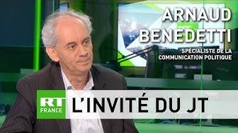RT France à l'Élysée, signe d'une nouvelle stratégie de communication d'Emmanuel Macron ?