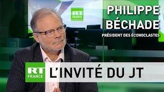 Baisse des taux de la FED : « Trump a lié sa réélection au fait que les marchés seraient au zénith » (Philippe Béchade)