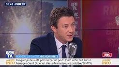 """Aberration économique : Benjamin Griveaux affirme qu'il """"n'y aura plus aucune nouvelle exploration d'hydrocarbures autorisée en France"""