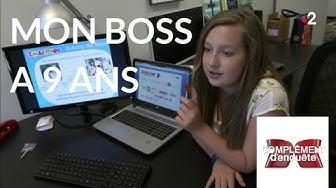 Mon boss a 9 ans