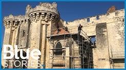 Cet amoureux du patrimoine restaure depuis 20 ans le château où il jouait enfant