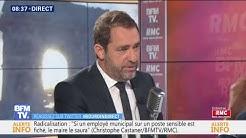 """Gilets jaunes : Inquiet, Christophe Castaner """"demande qu'il n'y ait aucun blocage total"""""""