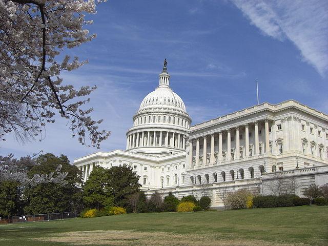 Dans les coulisses du Congrès américain