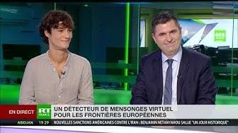 Des détecteurs de mensonges virtuels aux frontières européennes ? Fabien Bouglé VS Pablo Pillaud-Vivien