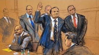 El Chapo accuse deux anciens présidents mexicains