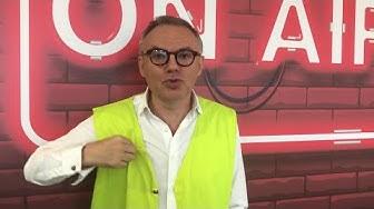 """Éric Brunet : """"Demain, ce gilet jaune qui n'est pas très beau je le porterai !"""""""