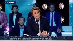 """Gilets jaunes : pour François Baroin (LR) ce mouvement est """"un message d'alerte extrêmement profond"""""""