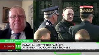 Trois ans après le Bataclan : « Le laxisme n'a plus sa place dans la lutte contre l'islamisme » (Jacques Myard)