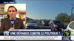 Gilets jaunes : pour Julien Aubert (LR) le mouvement est un succès