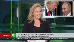 Kate McKenna : « Macron ne voulait pas que Trump et Poutine lui volent la vedette »
