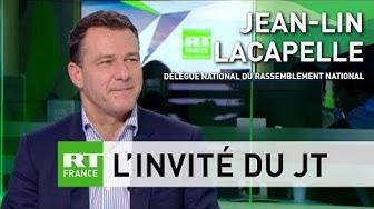 Gilets jaunes : « Un grand mouvement populaire » (Jean-Lin Lacapelle)