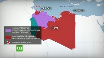 Rivalités entre Paris et Rome pour reconstruire la Libye