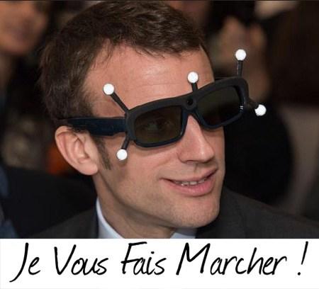 [Redite] L'irrésistible et navrante schiappatisation du Président Macron