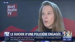 """Présidente des """"policiers en colère"""", Maggy Biskupski s'est suicidée à l'âge de 36 ans"""