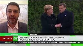 Assemblée franco-allemande : de l'« esbroufe » à visée électoraliste ? L'analyse de Xavier Moreau