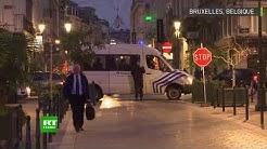 Un policier poignardé devant un commissariat à Bruxelles