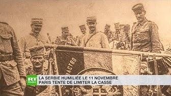La Serbie humiliée le 11 novembre, Paris présente ses excuses
