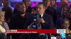 Midterms : Ted Cruz conserve son siège face à Beto O'Rourke