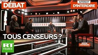 """""""Interdit d'interdire"""" : Tous censeurs ?"""