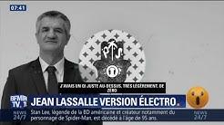 """""""C'est la chancla !"""", les meilleures phrases de Jean Lassalle compilées dans un tube électro"""