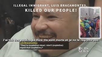 Trump s'oppose à l'immigration illégale en évoquant un mexicain tueur de policiers