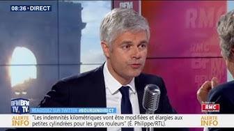"""17 novembre : Wauquiez annonce qu'il participera à manifestation des """"gilets jaunes"""" au Puy-en-Velay"""