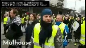 Petite compilation vidéo de l'Acte VII des Gilets Jaunes
