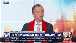 """Christophe Barbier : Une """"très grande violence"""" redoutée samedi par l'Élysée (VIDÉO)"""