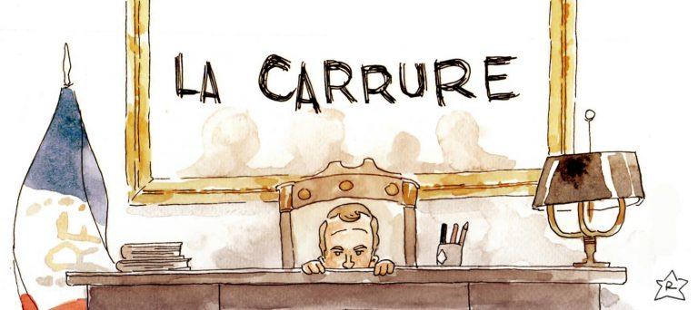 Au nom de Macron, Philippe demande l'armistice