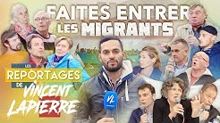 Les Reportages de Vincent Lapierre : le petit village breton Arzano et son futur centre d'accueil pour clandestins (VIDÉO)