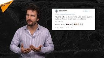 Gilets Jaunes : encore un coup des Russes ! (DÉCRYPTAGE)